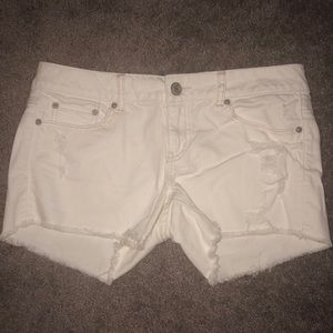 American eagle stretch size 10 women's shorts